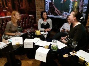 Stretnutie podnikateliek v Brne