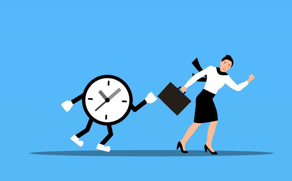 TIME MANAGEMENT– osobná efektívnosť v karanténe