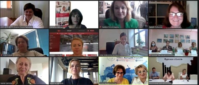 Úspešné Online B2B stretnutie slovenských a ruských podnikateliek