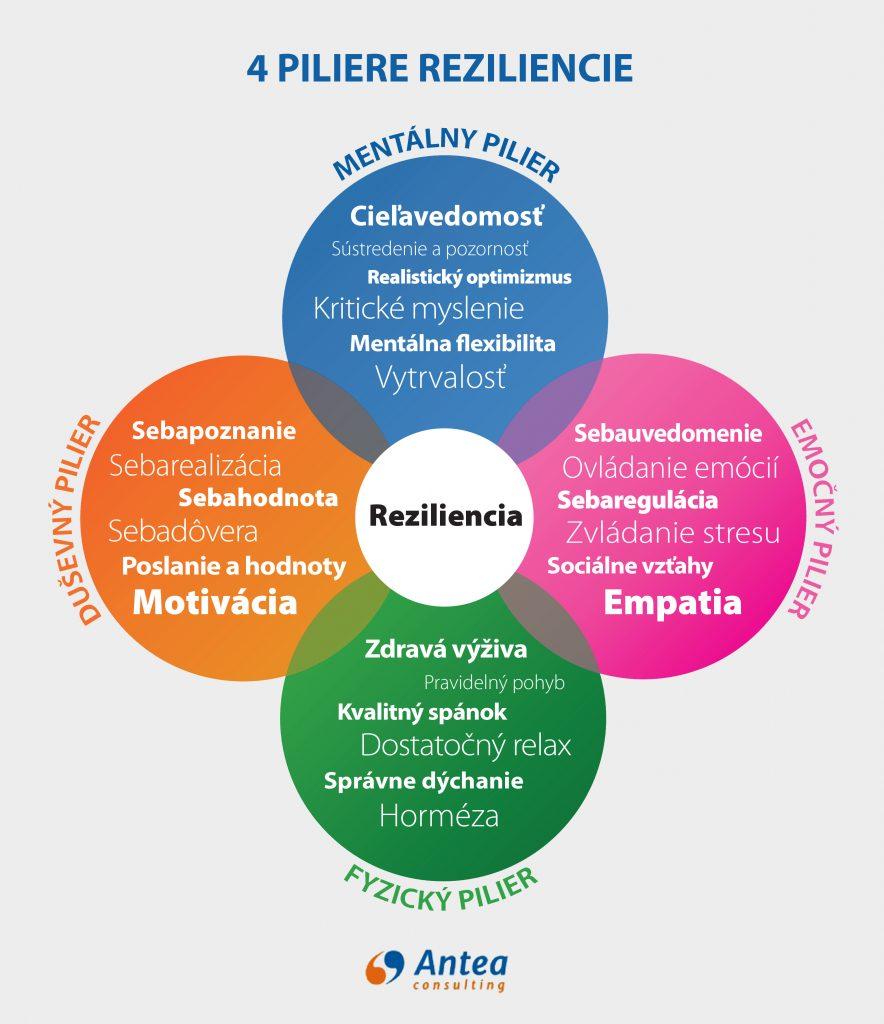 Vedeli ste, že Vaša REZILIENCIA má 40% podiel na vašom úspechu a šťastí?